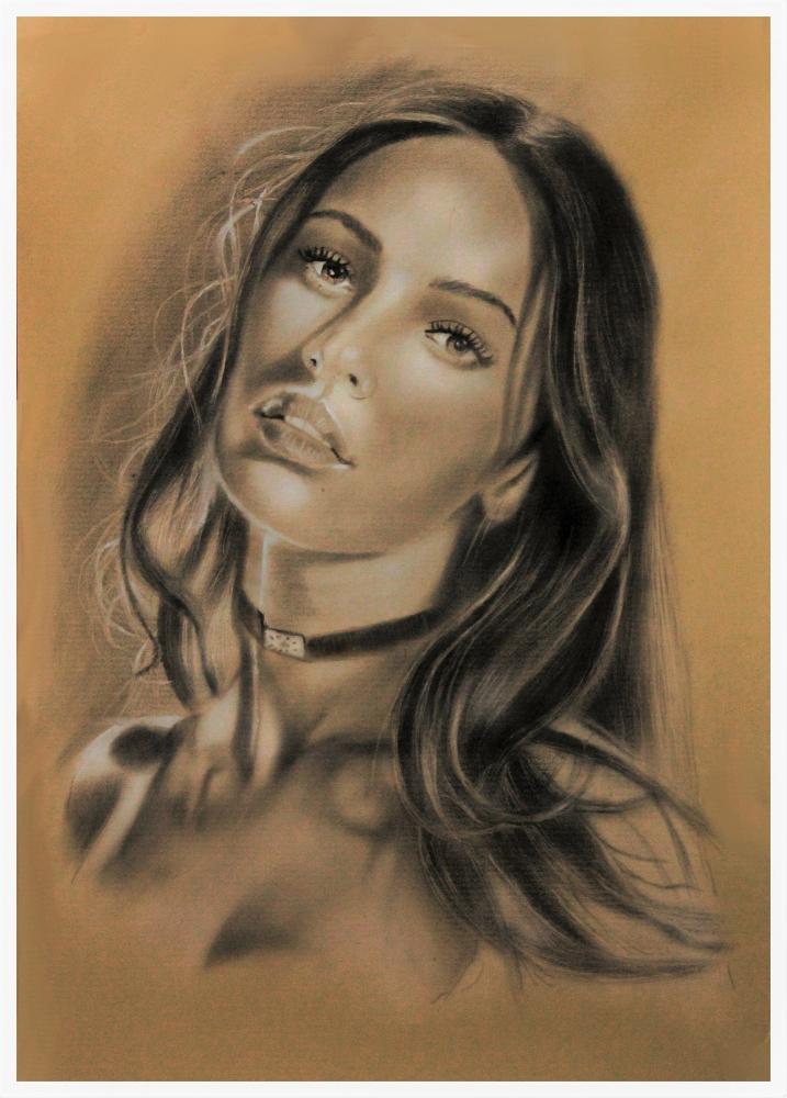 Megan Fox by burdge12